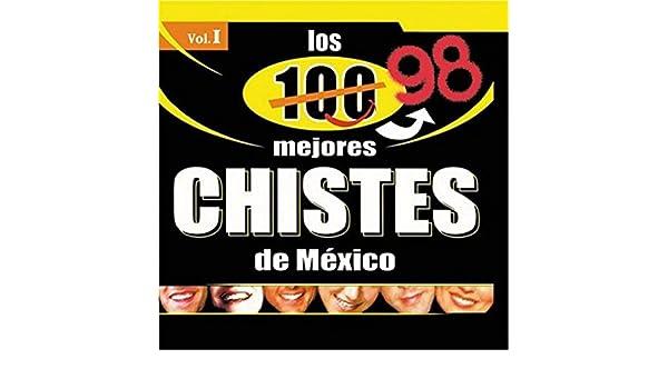Los Mejores Chistes De Mexico Vol. 1 by D.A.R. on Amazon Music - Amazon.com