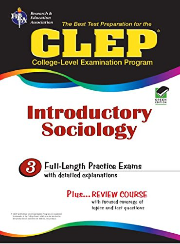 Amazon clep introductory sociology clep test preparation clep introductory sociology clep test preparation by egelman william fandeluxe Image collections