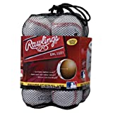 Rawlings OLB3 Recreational Use Baseballs, Pack of 12