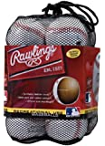 Rawlings OLB3 Official League Recreational Play Baseball Bundles