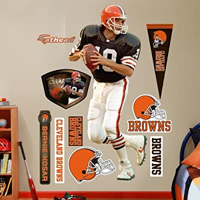 NFL Cleveland Browns Bernie Kosar Wall Graphics