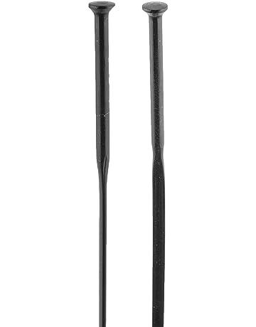 4 x DT-Swiss Champion 306 mm 2,0//2,34 mm Straight Pull//J-Bend Black//Silver