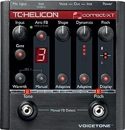 TC Helicon 996007011 VoiceTone Correct XT Vocal Effects Processor