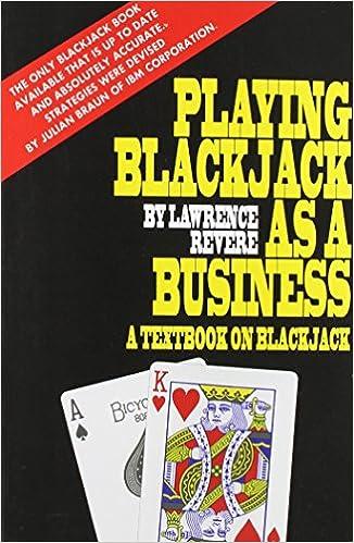 Blackjack book pdf