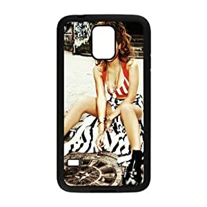 C-EUR Customized Print Rihanna Hard Skin Case Compatible For Samsung Galaxy S5 I9600