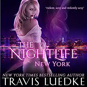 The Nightlife: New York Audiobook