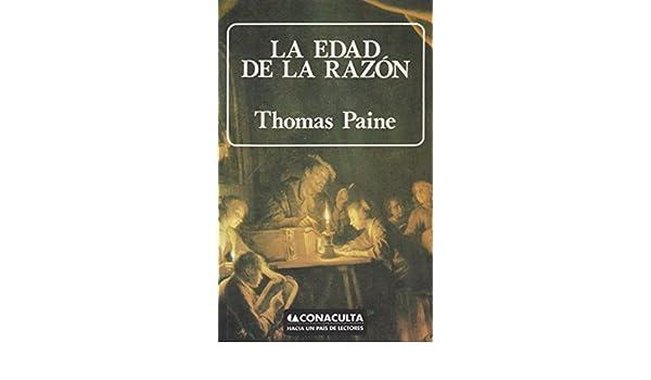 la edad de la razón thomas paine pdf español