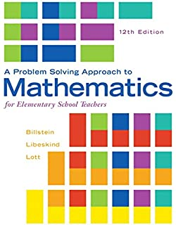 Amazon a problem solving approach to mathematics for problem solving approach to mathematics for elementary school teachers a plus mylab math fandeluxe Choice Image