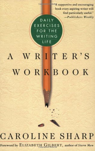 Book cover for A Writer's Workbook