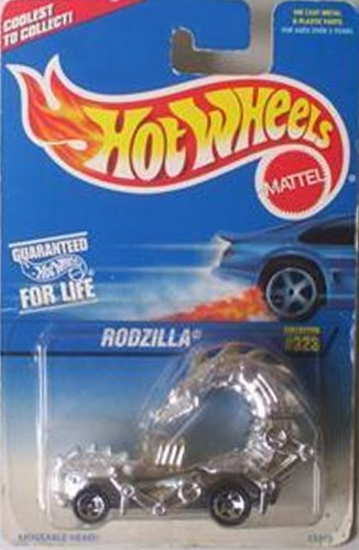 Hot Wheels Coolest to Collect Rodzilla Collector #323