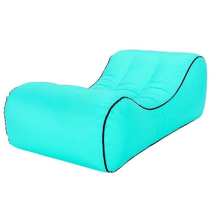 Sillas Inflables Sillas Aire Lazy Lounge Cama Saco De Dormir ...