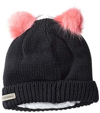 Columbia girls 1806511 Snow ProblemTM Beanie Earmuffs - black - One Size