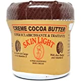 Skin Light (Creme Cocoa Butter) Super Lightening Body Cream 500ml
