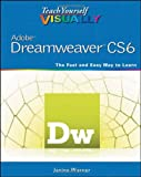 Adobe Dreamweaver CS6, Janine Warner, 1118254716