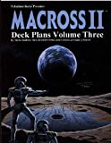 Macross II Spaceships and Deck Plans, Marc-Alexandre Vezina, 0916211754