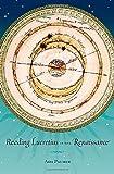 Reading Lucretius in the Renaissance, Ada Palmer, 0674725573