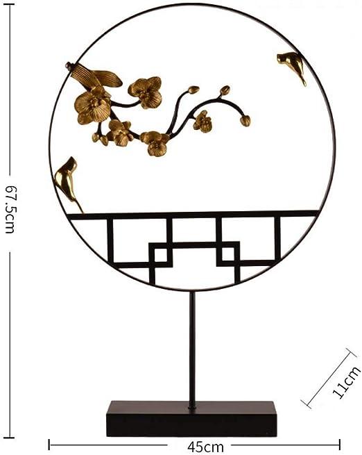 DAMAI STORE Arte Creativos Adornos Chinos De Zen En El Nuevo ...