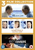 The Bucket List/Space Cowboys/Something's Gotta Give Triple Pack [DVD] [2012]|The Bucket List / Space Cowboys / Something'S Gotta Give [Import]