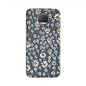 Cover It Up Flower Rain Hard Case For Moto G5S Plus