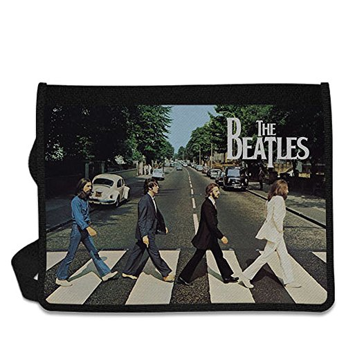 Abbey Messenger - The Beatles Abbey Road Shoulder Messenger Bag