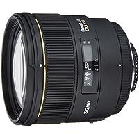 Sigma 85mm f/1.4 EX DG HSM Large Aperture Medium Telephoto Prime Lens for Nikon Digital SLR Cameras