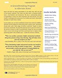 A Mindfulness-Based Stress Reduction Workbook (A New Harbinger Self-Help Workbook)