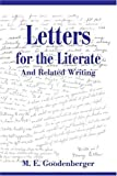 Letters for the Literate, Mary Ellen Goodenberger, 0595223176