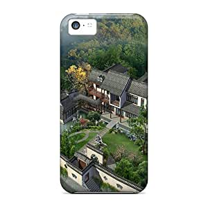 For Iphone 5c Phone Cases Covers(arch 2)