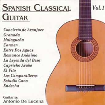 Spanish Classical Guitar de Antonio De Lucena en Amazon Music ...
