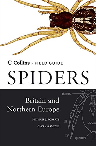 Spiders of Britain and Northern Europe (Collins Field Guide)