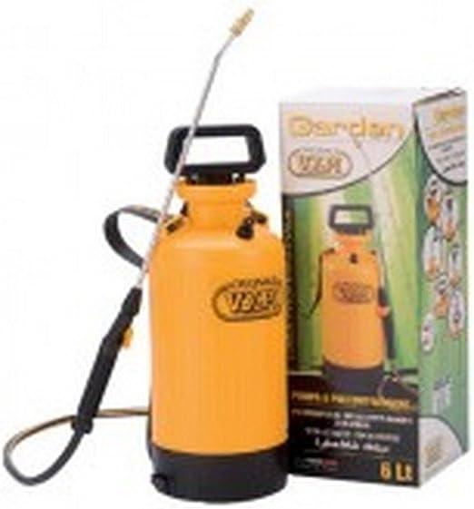 Volpi - Bomba a presión para jardín, 6 l, 6 Bombas y pulverizadores, única: Amazon.es: Jardín