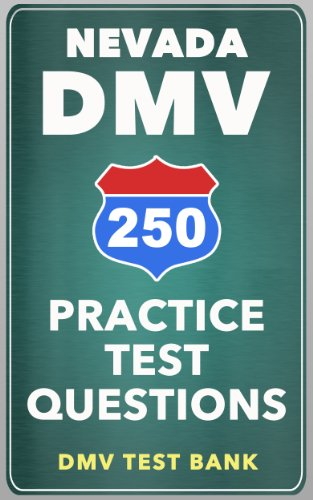 250 Nevada DMV Practice Test Questions