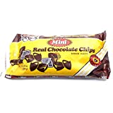 Paskesz Mini Real Chocolate Chips All Natural 10 Oz. Pack Of 3.