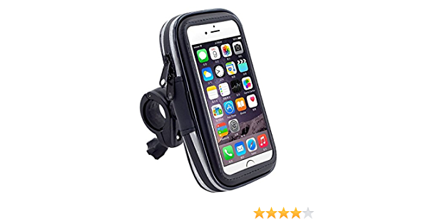 LG Stylo 5 S10 Plus V40 ThinQ A20 LG V50 ThinQ A50 Note10+ Cycling Bike Bicycle Frame Front Tube Handlebar Waterproof Case Holder Handlebar Bags for Samsung Galaxy S20+ S20 Ultra