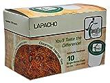 Lapacho Herbal Tea Single Serve Cups (Pack of 10)