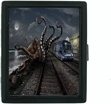 Easy to Use and Easy to Carry The Big Octopus Under The Deep Sea Square 3-in-1 Data Cable is Easy to Be Charged Kraken