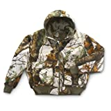 Scent-Lok Men's Cotton Classic Insulated Jacket,Realtree AP HD,Medium