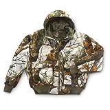 Scent-Lok Men's Cotton Classic Insulated Jacket,Realtree AP HD,Medium