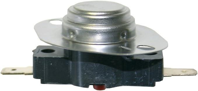 Limitador de temperatura NC contacto Klixon Dryer Bosch Siemens ...