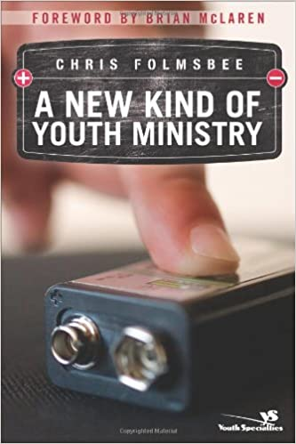Book A New Kind of Youth Ministry (Ys)