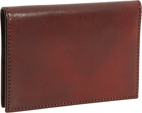 Bosca Old Leather Business Card Case Bus. Card Holder - Cognac 441-32 by Bosca