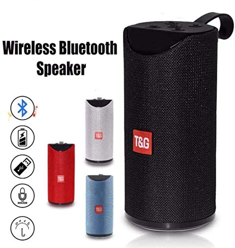 TG113 ASGTRADE Explode Super Bass High Volume Bluetooth Speaker (Random)