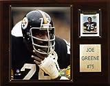 NFL Joe Greene Pittsburgh Steelers Player Plaque
