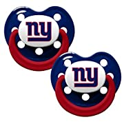 Baby Fanatic Pacifier, New York Giants
