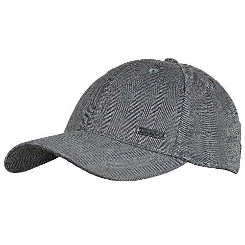 Ladies Low Profile Cap - Baseball Hats for Men & Women by King & Fifth | Baseball Hat with Low Profile & Stylish Fabric + Dad Hat + Grey Baseball Caps