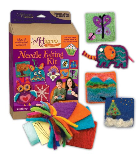 Artterro Needle Felting Kit