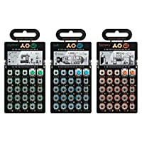 Teenage Engineering PO-10 Synthesizer Super Set with Complete Accessory Pack