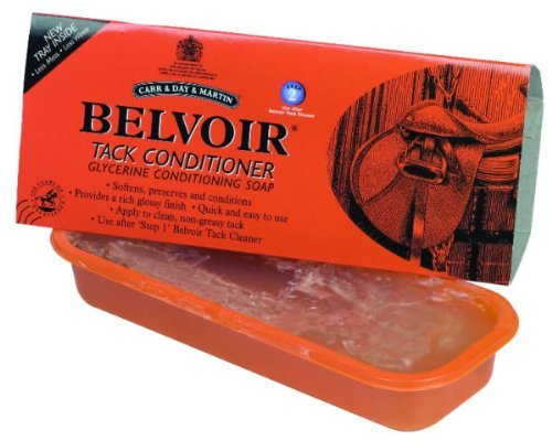 Carr & Day & Martin Belvoir Tack Conditioner Tray, 250 g by Carr & Day & Martin