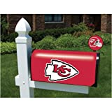 NFL Chiefs Mailbox Cover