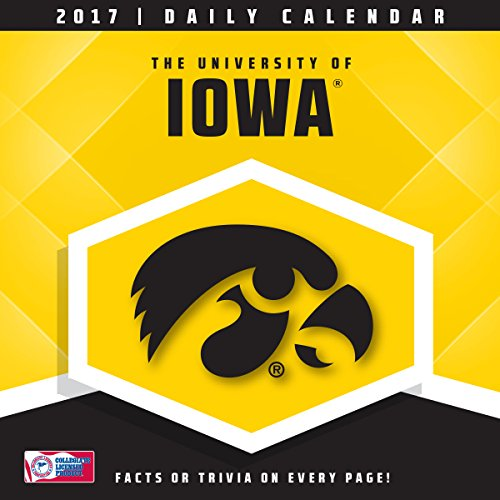 Turner Licensing Sport 2017 Iowa Hawkeyes Box Calendar (17998051388)